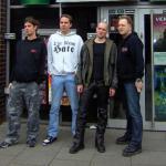 Listening Session Illdisposed, Debauchery - Hamburg, Headbangers Ballroom - 1