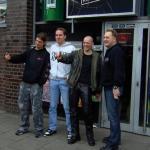 Listening Session Illdisposed, Debauchery - Hamburg, Headbangers Ballroom - 2