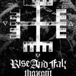 Rise And Fall, The Secret, Oathbreaker - Hamburg, Hafenklang - 1