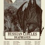Russian Circles, Deafheaven - Hamburg, Hafenklang - 1