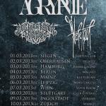 Agrypnie, Der Weg einer Freiheit, Heretoir – Hamburg, Bambi Galore - 1