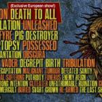 Neurotic Deathfest 2013 – Samstag - 1