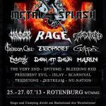 Metal Splash Open Air 2013 - Freitag - 1