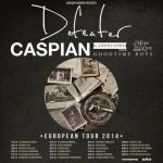 Defeater, Caspian, Landscapes, Goodtime Boys - Hamburg, Logo - 1