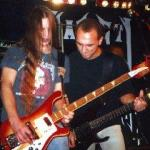 Metal Strikes Back Tour 2001 mit Majesty, Lightmare, The Past Alive, Afterburn - 8