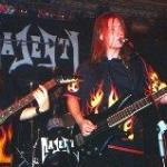 Metal Strikes Back Tour 2001 mit Majesty, Lightmare, The Past Alive, Afterburn - 5