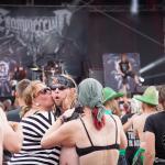 Rockharz-Fans