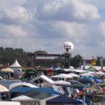 WOA 2014 Impression Campsite