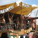 WOA 2014 Wasteland Stage