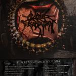 Cattle Decapitation 2014