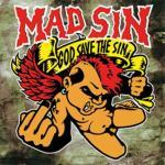 God Save The Sin - Cover