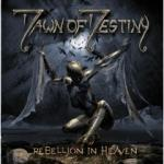 Rebellion In Heaven - Cover