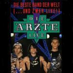 Die Beste Band der Welt (… und zwar live) - Cover