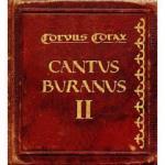 Cantus Buranus II - Cover