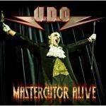 Mastercutor Alive  - Cover