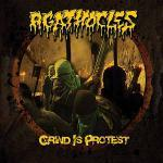 Grind Is Protest - Cover
