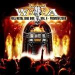 W.O.A. Full Metal Juke Box Vol. 4 – Preview 2008 - Cover