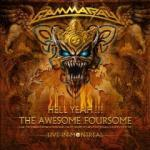 Hell Yeah - The Awesome Foursome - Cover