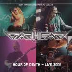 Hour Of Death – Live 2000 - Cover