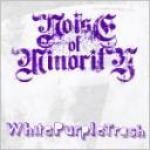 White Purple Trash  - Cover
