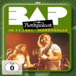 Rockpalast - Markthalle, Hamburg (28.11.1981) - Cover