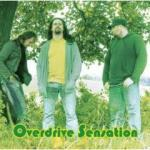 Overdrive Sensation - Cover