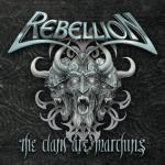 The Clans Are Marching  - Cover