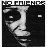 No Friends - Cover