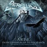 Arise From Ginnunga Gap To Ragnarök - Cover