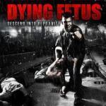 Descend Into Depravity - Cover