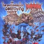 The Evil Addiction Destroying Machine - Cover