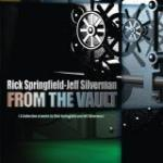 From The Vault (A Collection of Works by Rick Springfield and Jeff Silverman) - Cover