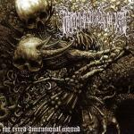 The Extra Dimensional Wound - Cover