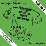 Teenage Rebel... der Sampler, Vol. 4 - Cover