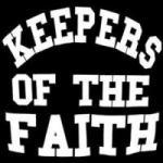 Keepers Of The Faith - Cover
