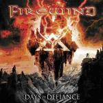 Days Of Defiance - Cover