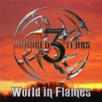 World In Flames - Cover