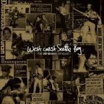 West Coast Seattle Boy – The Jimmy Hendrix Anthology  - Cover