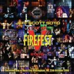 Live At Firefest 2008 - Cover