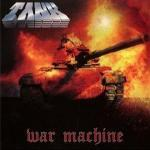 War Machine - Cover