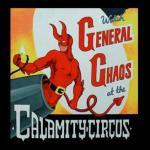 Calamity Circus - Cover