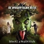 Moral & Wahnsinn - Cover