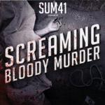 Screaming Bloody Murder - Cover
