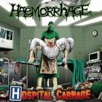 Hospital Carnage - Cover