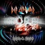 Mirror Ball - Live & More  - Cover