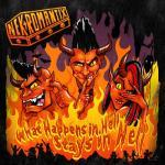 What Happens In Hell, Stays In Hell - Cover