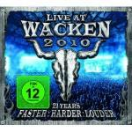 Live At Wacken 2010 - Cover