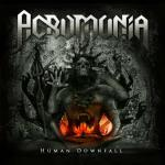 Human Downfall - Cover