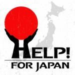 Help! For Japan - Cover