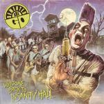 Welcome Back To Insanity Hall - Cover